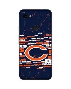 Chicago Bears Blast Google Pixel 3a Skin