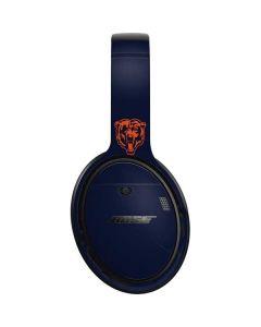 Chicago Bears Blue Performance Series Bose QuietComfort 35 Headphones Skin