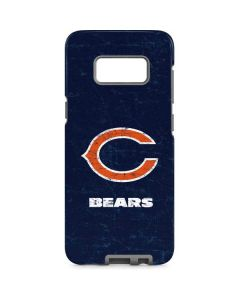 Chicago Bears Distressed Galaxy S8 Pro Case