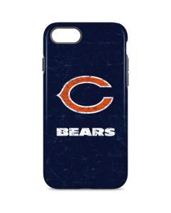 Chicago Bears Distressed iPhone 8 Pro Case