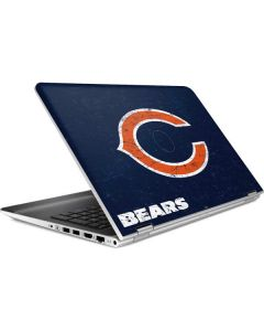 Chicago Bears Distressed HP Pavilion Skin