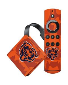Chicago Bears Double Vision Amazon Fire TV Skin