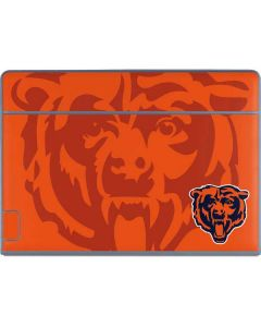 Chicago Bears Double Vision Galaxy Book Keyboard Folio 12in Skin