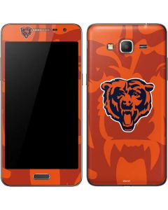 Chicago Bears Double Vision Galaxy Grand Prime Skin