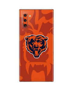 Chicago Bears Double Vision Galaxy Note 10 Skin
