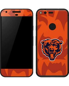 Chicago Bears Double Vision Google Pixel Skin