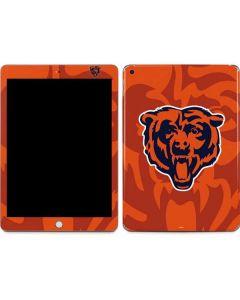 Chicago Bears Double Vision Apple iPad Skin