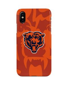 Chicago Bears Double Vision iPhone XS Max Lite Case
