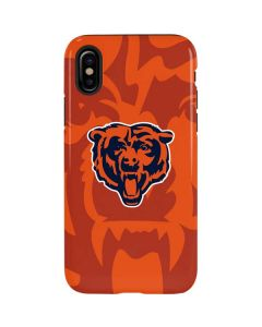 Chicago Bears Double Vision iPhone XS Max Pro Case