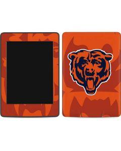 Chicago Bears Double Vision Amazon Kindle Skin