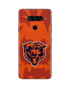 Chicago Bears Double Vision LG V40 ThinQ Skin