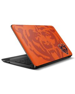 Chicago Bears Double Vision HP Notebook Skin