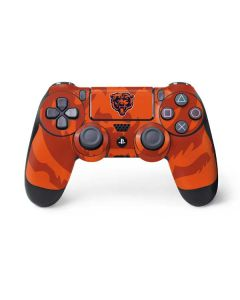 Chicago Bears Double Vision PS4 Controller Skin