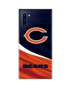 Chicago Bears Galaxy Note 10 Skin
