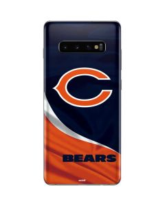 Chicago Bears Galaxy S10 Plus Skin