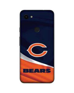 Chicago Bears Google Pixel 3a XL Skin