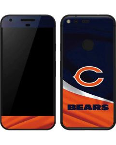 Chicago Bears Google Pixel Skin