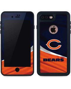 Chicago Bears iPhone 8 Plus Waterproof Case
