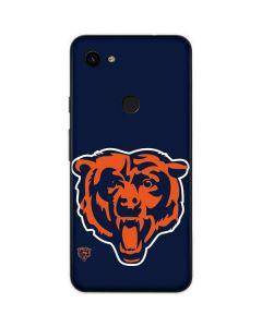 Chicago Bears Large Logo Google Pixel 3a Skin