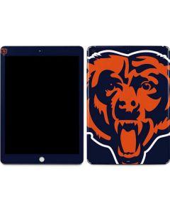 Chicago Bears Large Logo Apple iPad Skin