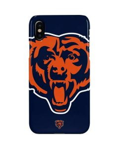 Chicago Bears Large Logo iPhone XS Max Lite Case