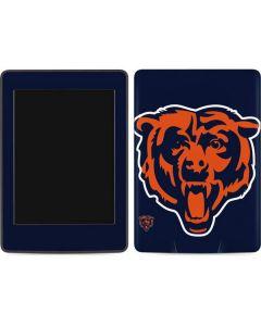 Chicago Bears Large Logo Amazon Kindle Skin