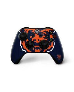 Chicago Bears Large Logo Xbox One X Controller Skin