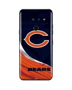 Chicago Bears LG G8 ThinQ Skin