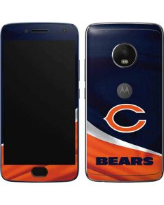 Chicago Bears Moto G5 Plus Skin