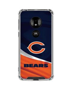 Chicago Bears Moto G7 Play Clear Case