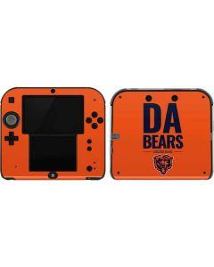 Chicago Bears Team Motto 2DS Skin