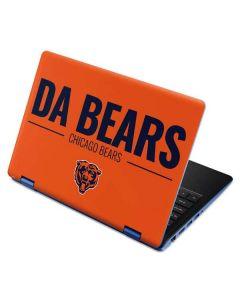 Chicago Bears Team Motto Aspire R11 11.6in Skin