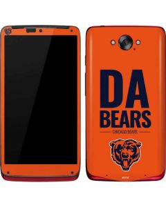 Chicago Bears Team Motto Motorola Droid Skin