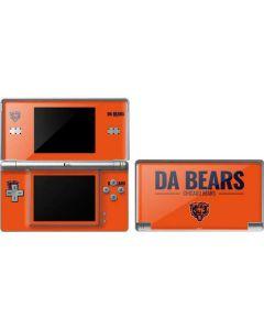 Chicago Bears Team Motto DS Lite Skin