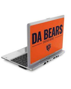Chicago Bears Team Motto Elitebook Revolve 810 Skin
