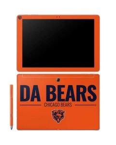 Chicago Bears Team Motto Galaxy Book 10.6in Skin
