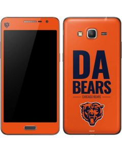 Chicago Bears Team Motto Galaxy Grand Prime Skin