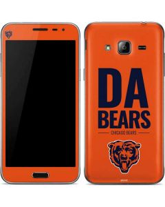Chicago Bears Team Motto Galaxy J3 Skin