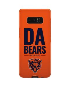 Chicago Bears Team Motto Galaxy Note 8 Lite Case