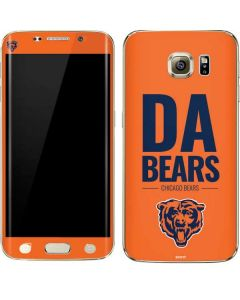 Chicago Bears Team Motto Galaxy S6 edge+ Skin
