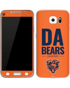 Chicago Bears Team Motto Galaxy S6 Skin