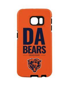 Chicago Bears Team Motto Galaxy S7 Edge Pro Case