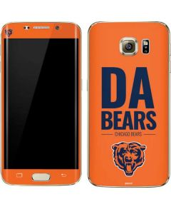 Chicago Bears Team Motto Galaxy S7 Edge Skin
