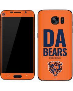Chicago Bears Team Motto Galaxy S7 Skin