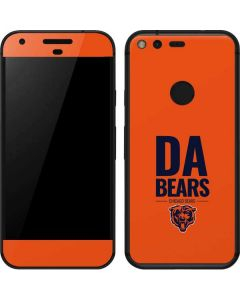 Chicago Bears Team Motto Google Pixel Skin
