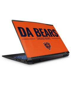 Chicago Bears Team Motto GP62X Leopard Gaming Laptop Skin