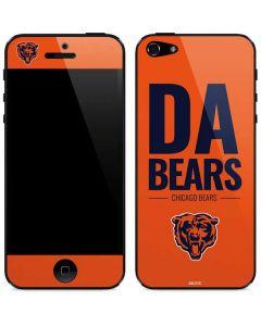 Chicago Bears Team Motto iPhone 5/5s/SE Skin