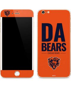 Chicago Bears Team Motto iPhone 6/6s Plus Skin