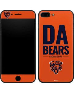 Chicago Bears Team Motto iPhone 7 Plus Skin