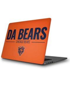 Chicago Bears Team Motto Apple MacBook Pro Skin